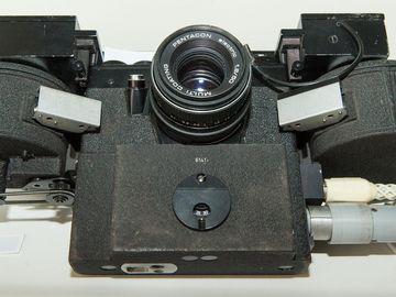 Filmkamera des MfS