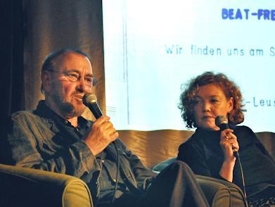 Der Filmemacher und Maler Jürgen Böttcher berichtet über seine Erfahrungen mit der Stasi