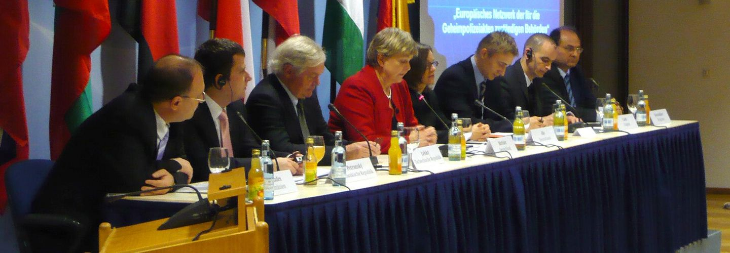 The founding of the European Network in Berlin, December 2008