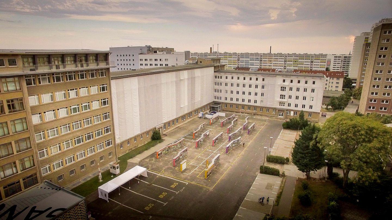 The Archive of the BStUin Berlin-Lichtenberg., Source:                 BStU