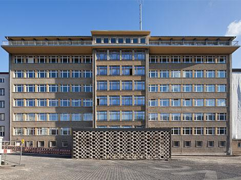 'Haus 1' of the former Ministry for State Security in Berlin-Lichtenberg.