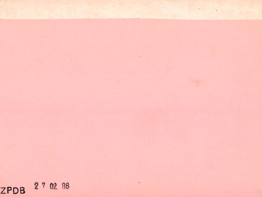 Formblatt 401, hier als VSH der Hauptabteilung XIX, Abteilung 5