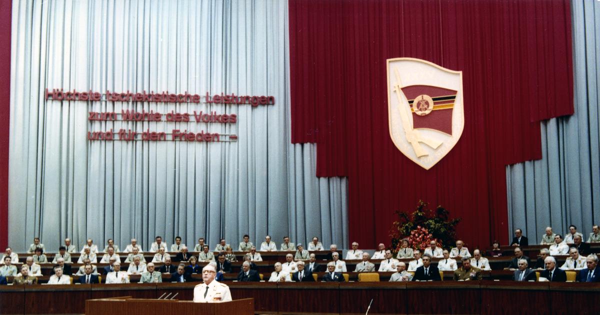 Was War Die Stasi
