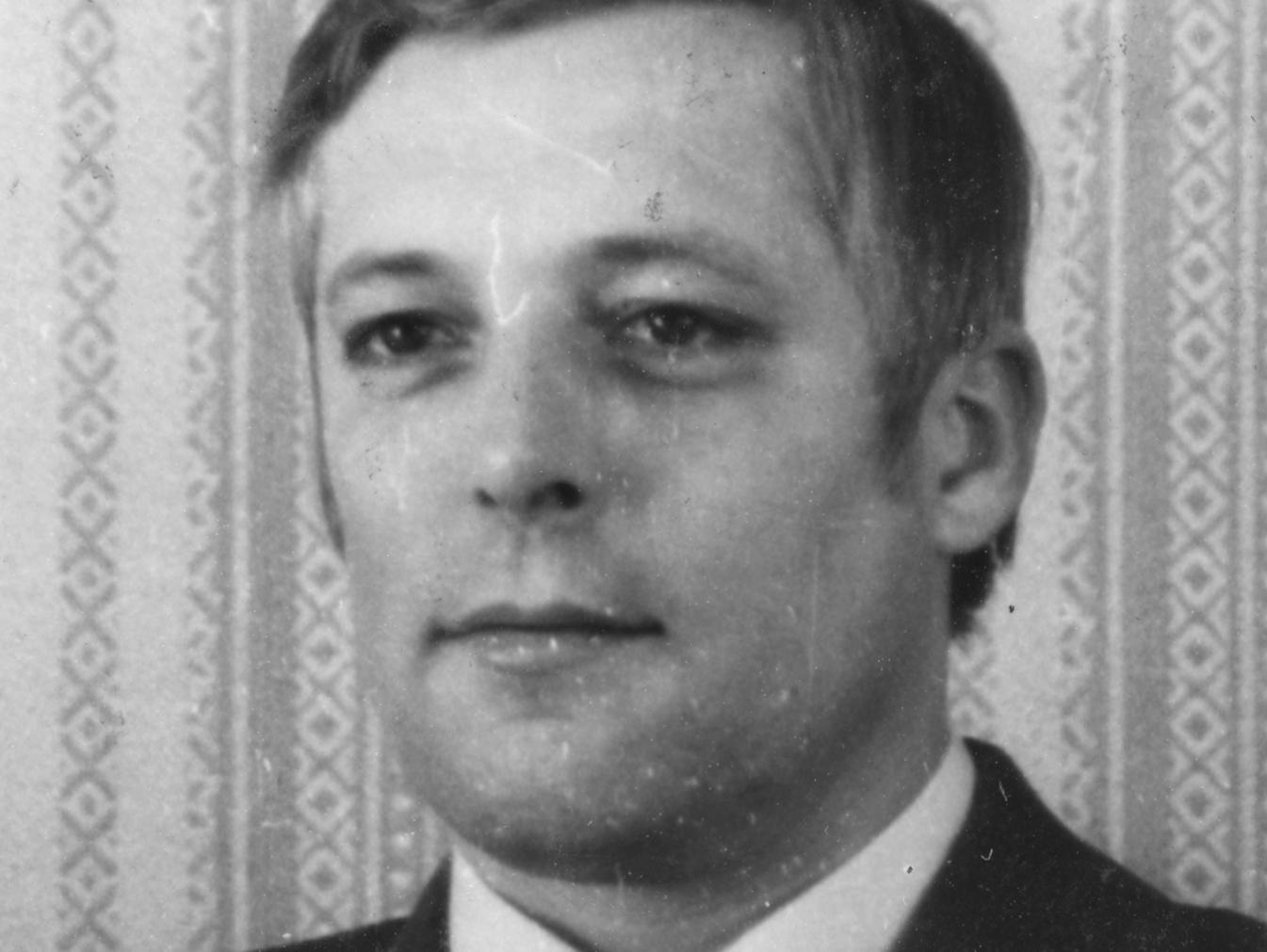 Passbild Horst Böhm