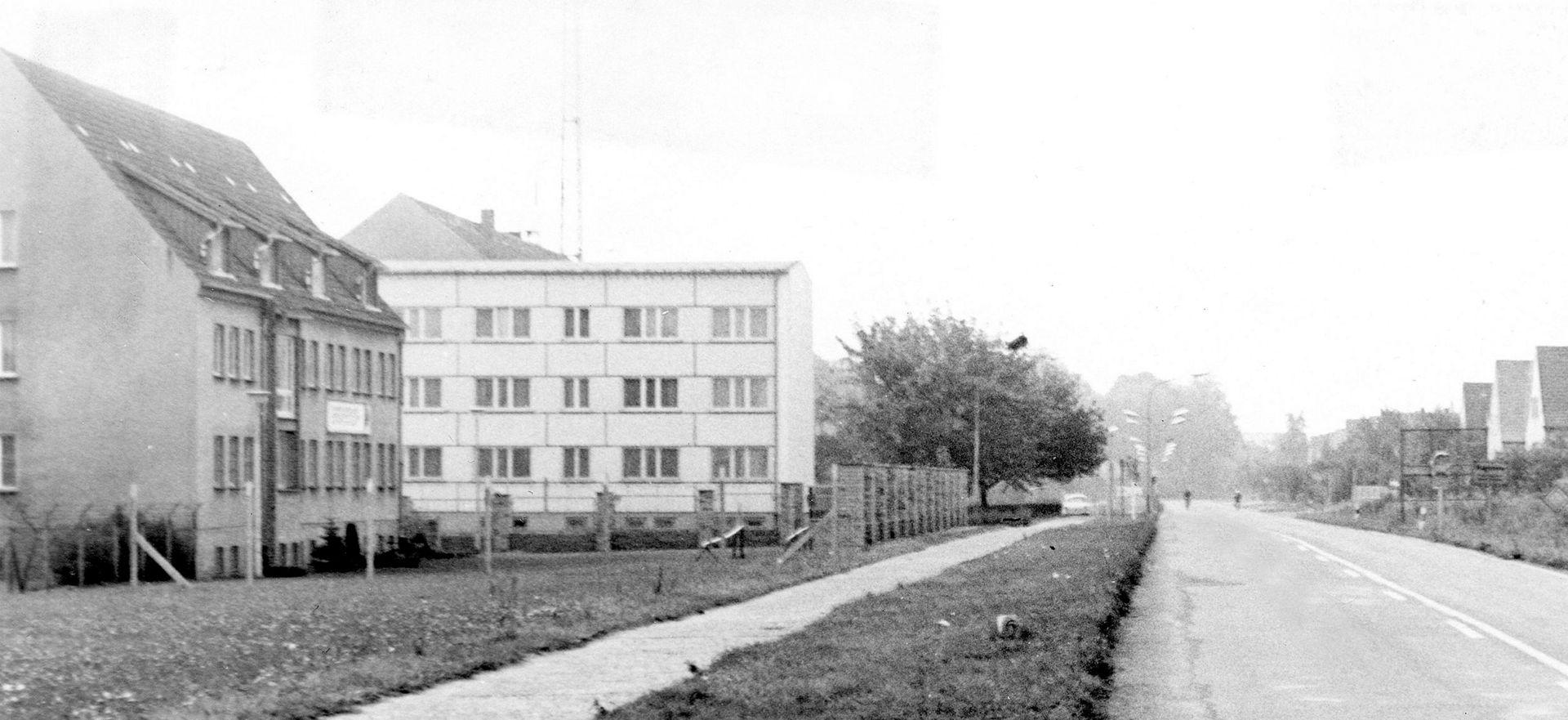KD Hagenow, SchwerinerStraße 28, 1982