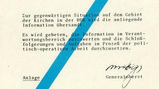 Ausschnitt vom Dokument
