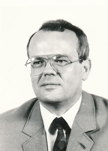 Foto von Heinz Engelhardt aus seiner Kaderakte.