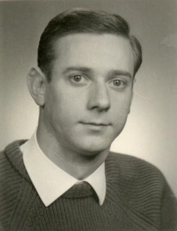 Foto von Werner Teske von seiner Kaderakte.